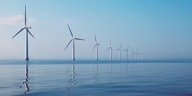 La filière française des énergies de la mer représente 2 086 emplois en  équivalent temps plein.