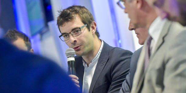 Marc Lafosse, océanographe, président du cabinet d'ingénierie Energie de la Lune