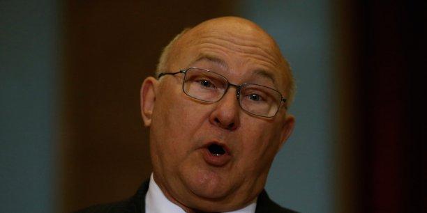 Michel Sapin, ministre de l'Economie et des Finances.
