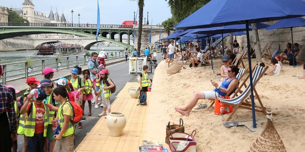 Bruno Julliard, premier adjoint de la maire PS de Paris Anne Hidalgo,a rappelé les engagements éthiques que les Parisiens sont en droit d'attendre de la part de la Ville.