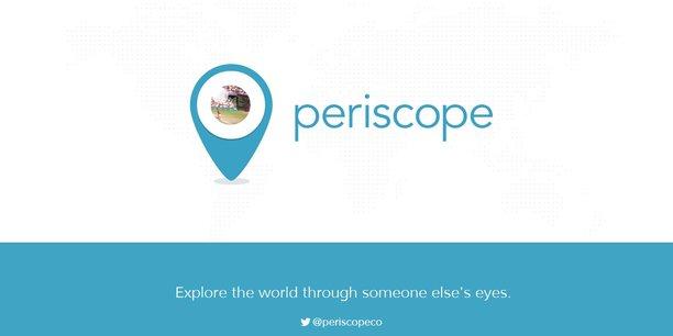En 2016, l'application vidéo de livestreaming Periscope revendiquait 200 millions de vidéos diffusées sur sa plateforme.