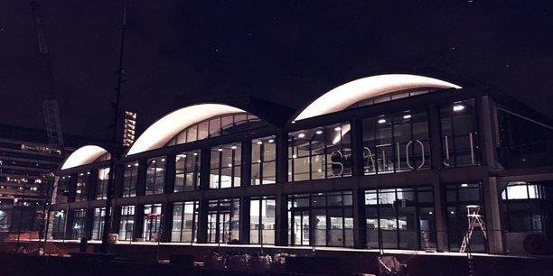 La Station F accueille plusieurs start-up couvées par le Groupement des Industries Françaises de Défense et de Sécurité Terrestres et Aéroterrestres (GICAT)