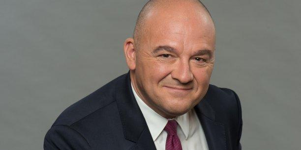 Stéphane Boujnah, directeur général d'Euronext, l'opérateur des Bourses de Paris, Amsterdam, Bruxelles et Lisbonne.