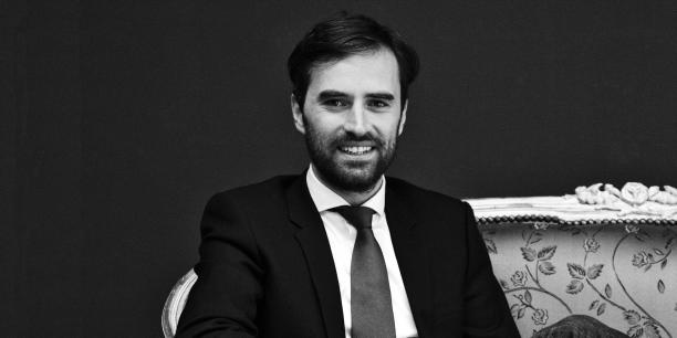 Raphaël de Saint Romain a lancé la plateforme je-vends-ma-pme.com en janvier.