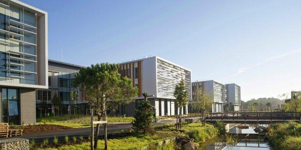 Le Campus Thales à Bordeaux, projet phare du groupe GA en 2016