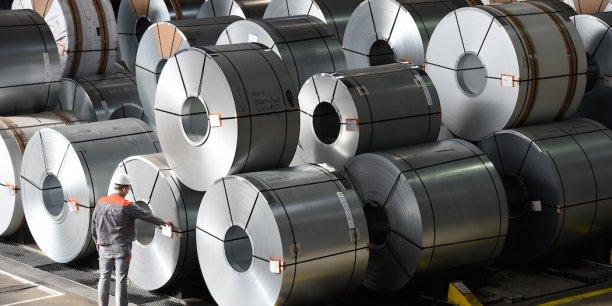 Du côté de chez le sidérurgiste allemand Salzgitter (photo), on juge incompréhensibles la décision et la hauteur des amendes douanières sur nos produits.