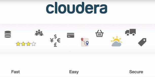 La startup Cloudera entrera sur le New York Stock Exchange d'ici à début mai.