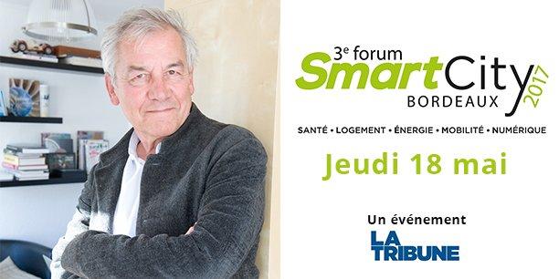 Bruno Marzloff, sociologue et fondateur du cabinet Chronos, sera l'un des experts invités du Forum Smart City Bordeaux le 18 mai, organisé par La Tribune.