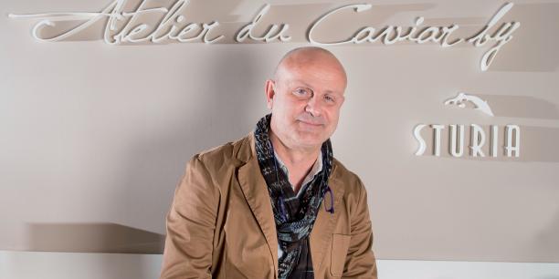 Laurent Dulau (société Sturgeon, producteur de caviar sous la marque Sturia) a été élu vendredi président de l'Aria Nouvelle-Aquitaine.