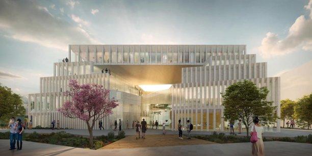 Cannes Series vient accompagner la stratégie de la Ville de Cannes en matière d'industries créatives dont la Bastide Rouge est une brique essentielle.