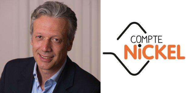 Auteur d'un essai intitulé No Bank, Hugues Le Bret, cofondateur et président de la Financière des Paiements Electroniques (FPE), à l'origine du Compte Nickel, ex-Dir Com de la Société Générale et ex-DG de Boursorama, rejoint le giron d'une banque traditionnelle : BNP Paribas qui a annoncé le rachat de 95% de la startup.