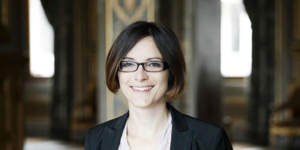 Célia Blauel, adjointe à la maire de Paris en charge de l'environnement et du climat.