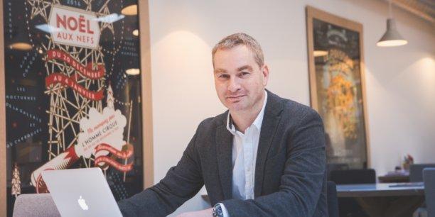Guillaume-Olivier Doré, le fondateur bordelais de Mieuxplacer.com