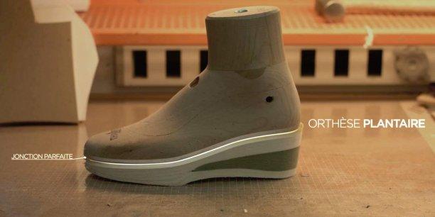 95452b61a93348 Comment Néostep change l'image de la chaussure orthopédique