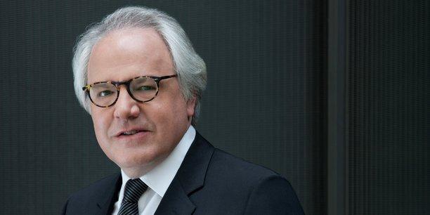 Christophe Navarre, PDG de Moët Hennessy, succède à Xavier de Eizaguirre.