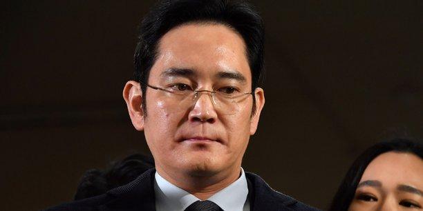 Lee Jae-Yong, le fils du président du mastodonte sud-coréen et petit-fils de son fondateur.