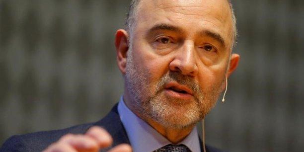 Le commissaire européen Pierre Moscovici, qui se veut en pointe au sujet de l'évasion fiscale, émet de réserves sur les positions de Malte