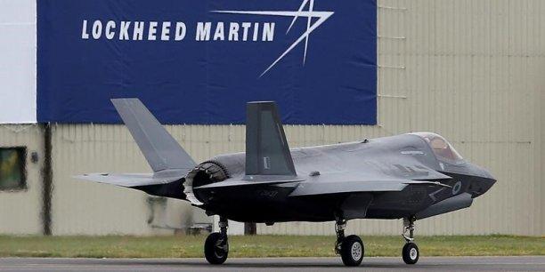 Incroyable Lockheed Martin fournit la plupart des armées de l'air européenne