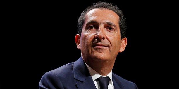 Patrick Drahi, le chef de file d'Altice (SFR).