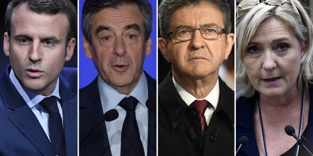 En cas de qualification au second tour, Emmanuel Macron gagnerait quel que soit son adversaire.