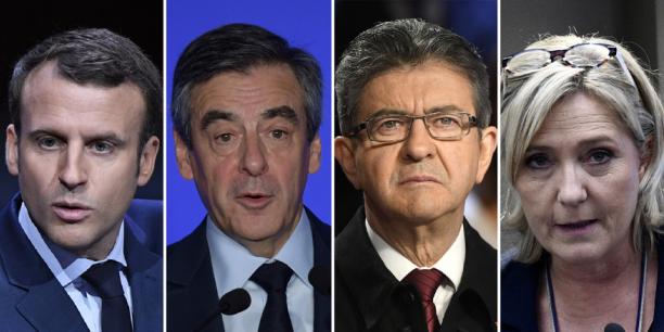 Hollande passe à l'offensive contre Mélenchon — Présidentielle