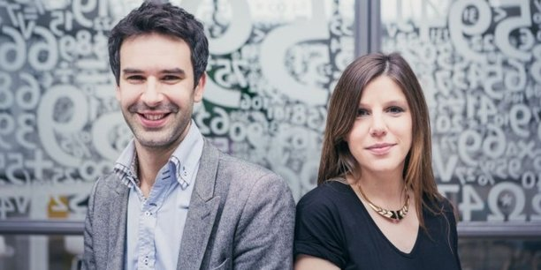 Noel Paganelli et Marlène Antoinat.