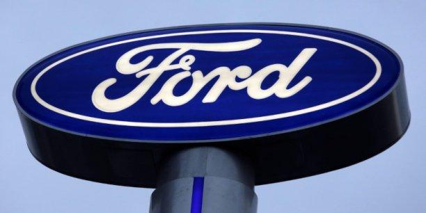Ford veut privilégier les départs volontaires.
