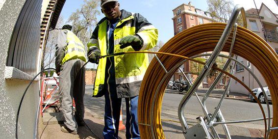 Le Siel a engagé en 2012 le programme THD42 qui vise à déployer la fibre optique sur 277 communes de la Loire à l'horizon 2020.