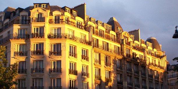 Les candidats propriétaires d'un appartement à Paris figurent en bonnes positions dans le classement.