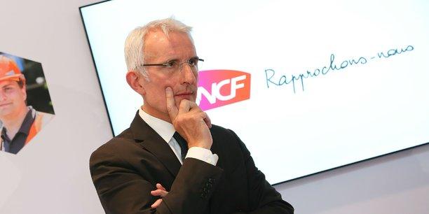 Le PDG de la SNCF Guillaume Pepy a rencontré la présidente de Région et le préfet pour parler du réseau ferroviaire en Occitanie.