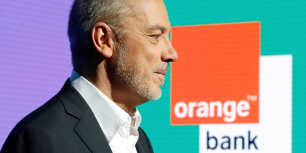 Stéphane Richard, le PDG d'Orange.