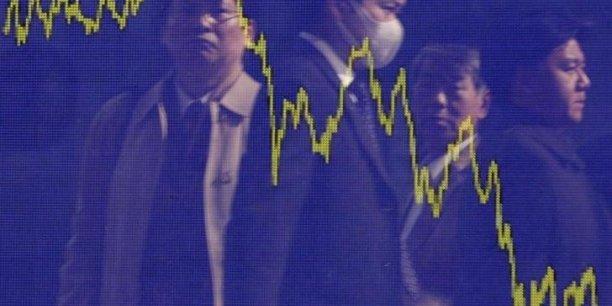 Tokyo finit en hausse de plus de 1%[reuters.com]