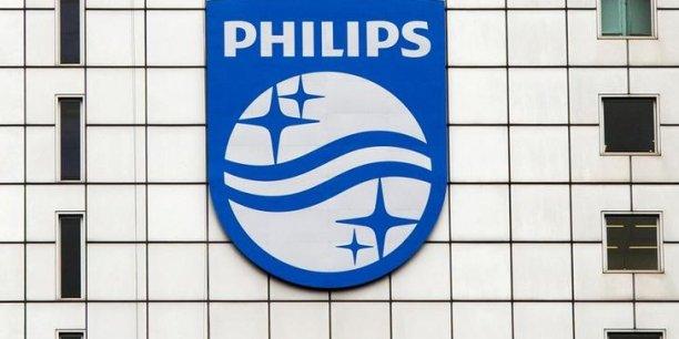 Philips lighting fait mieux que prevu[reuters.com]