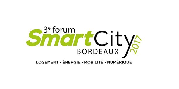 Il s'agira, le 18 mai prochain, de la 3e édition du Forum Smart City Bordeaux.