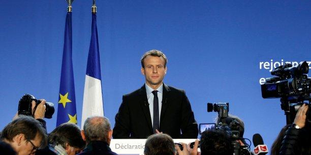 Macron toujours en tete devant le pen, selon un sondage ifop-fiducial[reuters.com]