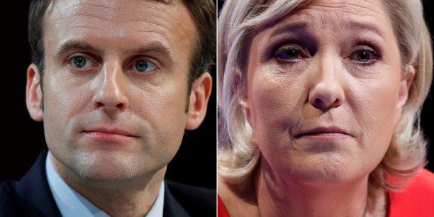 France-Présidentielle : Macron bien épaulé au second tour face à Le Pen