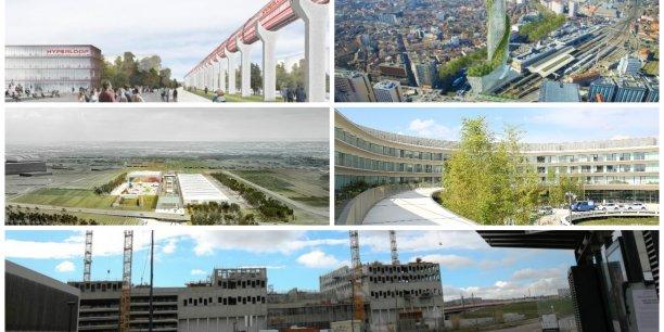 Le club des 5 quartiers stratégiques de Toulouse Métropole