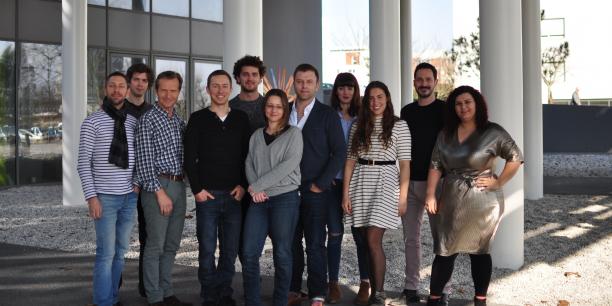L'équipe qui travaille sur OnCrawl pour la société Cogniteev dans la métropole bordelaise s'agrandit.