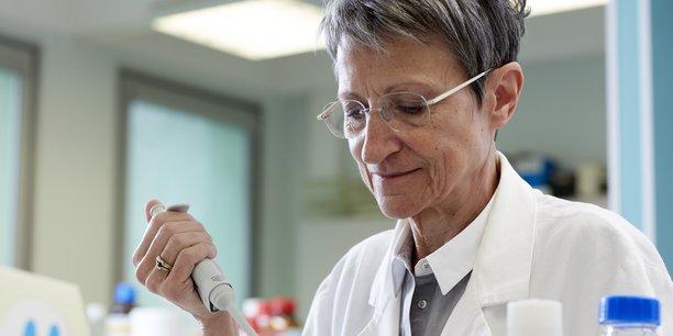 La Française Sylviane Muller est nominée dans la catégorie Recherche  pour son traitement ciblé de la maladie auto-immune du lupus.