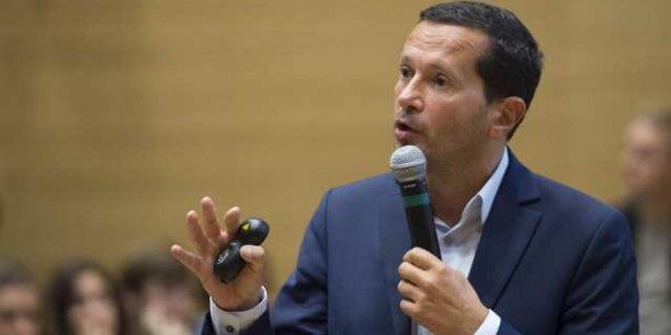 Julien Levy, directeur du centre digital de HEC-Netexplo.