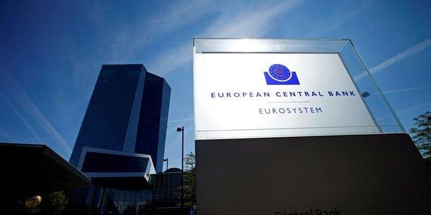 Le taux de refinancement, principal instrument de la politique monétaire de la BCE, reste à zéro, le taux de la facilité de dépôt à -0,40% et le taux de prêt marginal à 0,25%