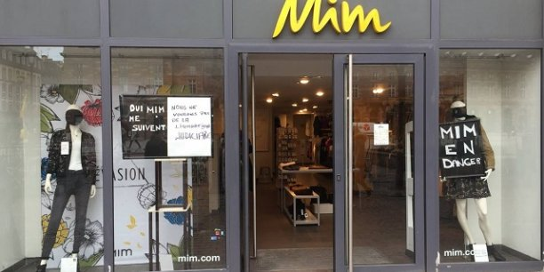 71 points de vente devraient être conservés sur 233 magasins en propre et 90 affiliés.