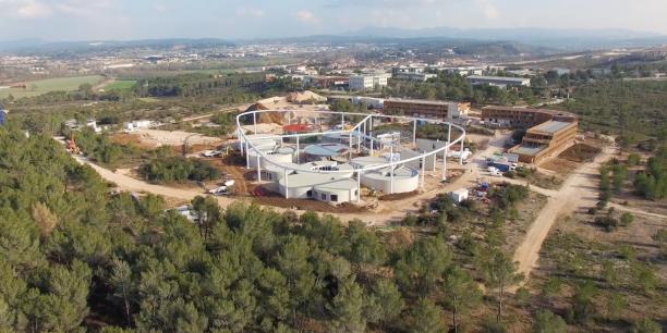 thecamp, qui sera opérationnel en octobre prochain, est l'exemple même selon Xavier Dalloz de la capacité d'Aix-Marseille Provence a recevoir des projets ambitieux.
