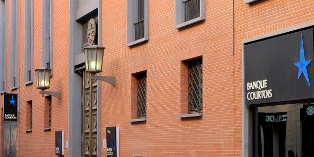 La Banque Courtois est une véritable institution à Toulouse.