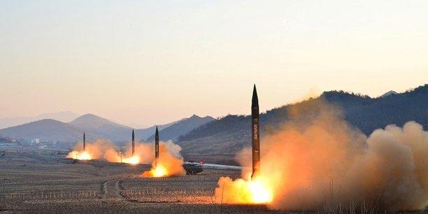 Le tir de missile a eu lieu quelques heures après une réunion du Conseil de sécurité de l'Onu.