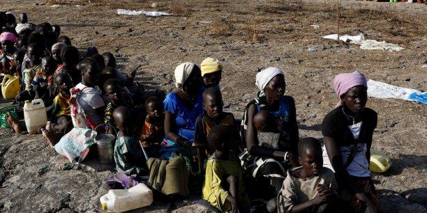 Le Soudan Sud ne s'est toujours pas remis de la sécheresse sévère qui a frappé le pays en 2012.