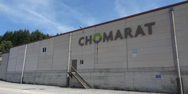 La société Chomarat est notamment implantée au Cheylard (Ardèche).