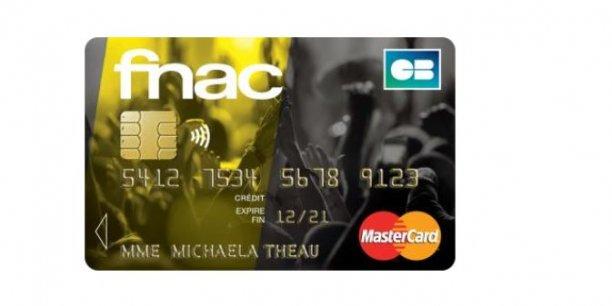 Groupe fnac : Lance une carte avec le Crédit Agricole