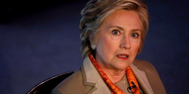 Ai-je fait des erreurs? Mon Dieu, oui, avoue Hillary Clinton sur sa campagne, lors de la conférence de 'Women for Women International'.