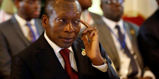 Patrice Talon a été élu président du Bénin en mars 2016.